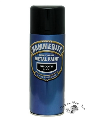 hammerite direct to rust metal paint 400ml aerosol