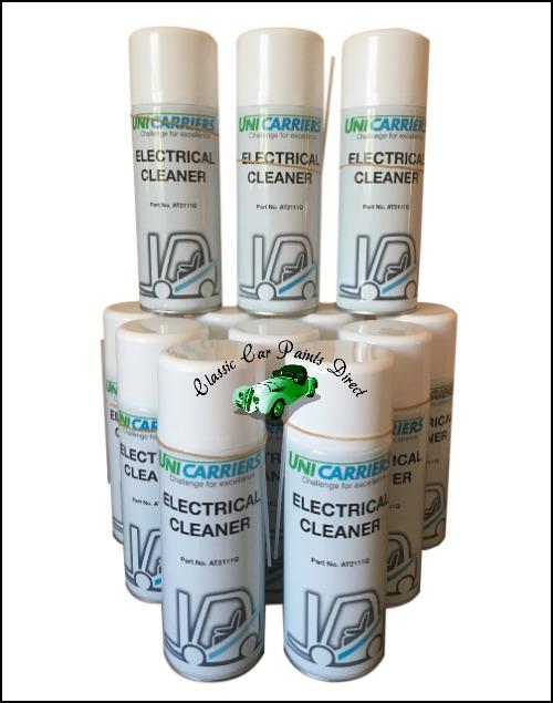 Electrical Cleaner Aerosol Spray