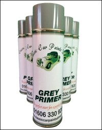 Grey Acrylic Primer