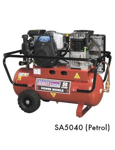 Sealey Petrol Engine Compressor