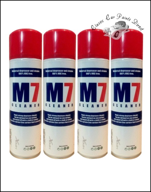 M7 Degreaser 500ml can