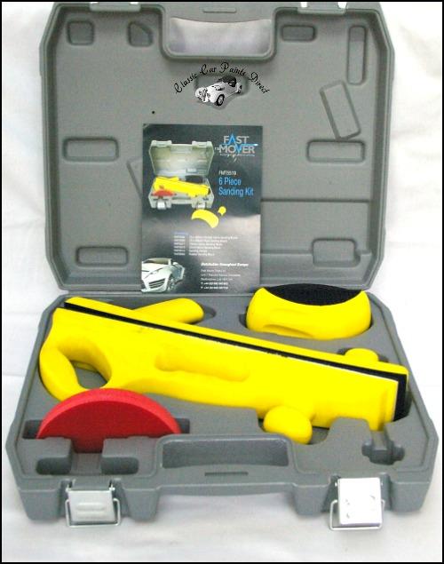 Fast Mover Sanding Kit FMT5519