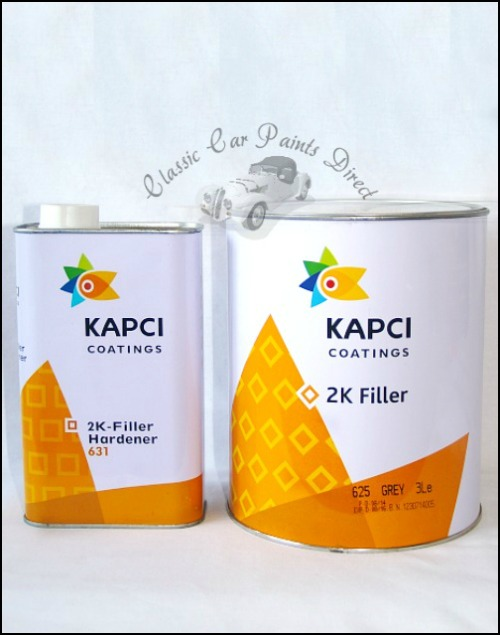 Kapci 625 and 631 Primer Kit