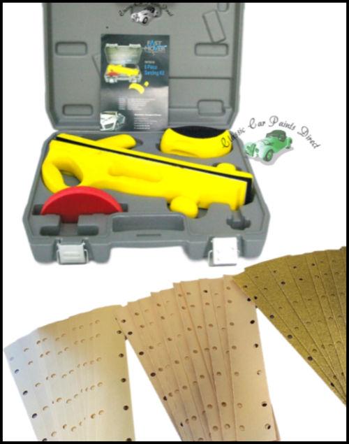 6 Piece Fast Mover Sanding Kit FMT5519