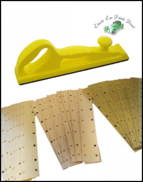 Fast Mover Rigid Block Sanding Kit