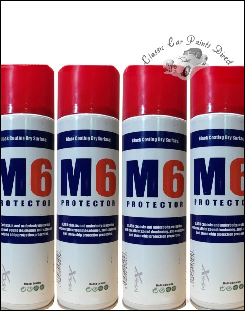 M6 stone chip protection 500ml