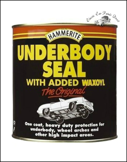 Hammerite Under-Body Seal 2.5L Tin