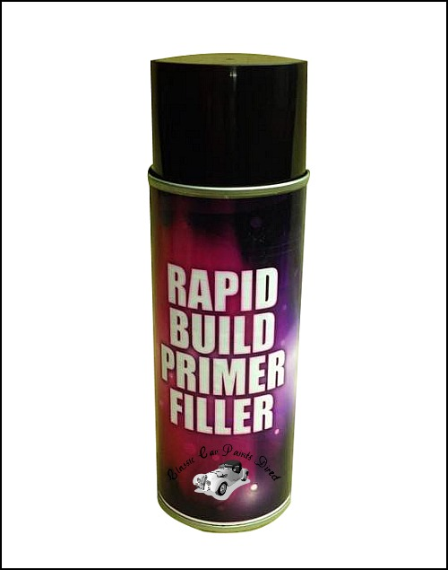 Rapid Build Primer 400ml aerosol