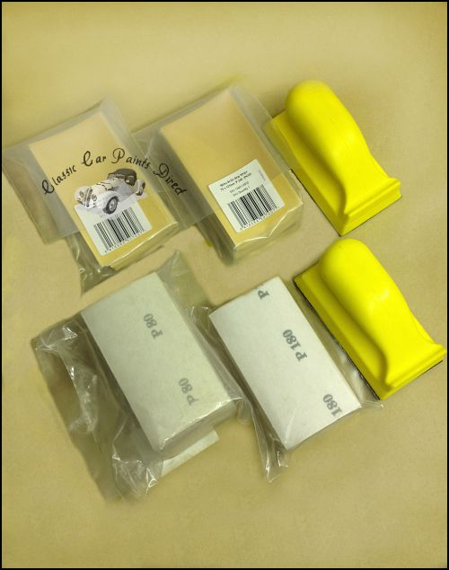 FMT 5529, FMT5528 & 200 Mirka Sanding Strips