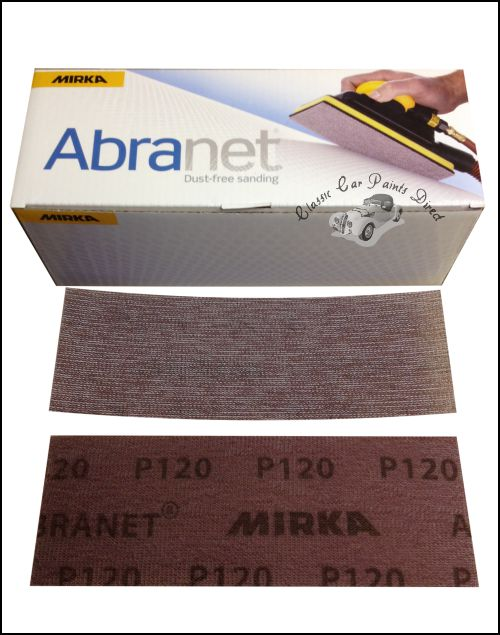 Mirka Abranet 70x198mm Strips 5415005012
