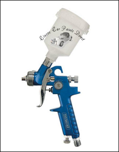 Fast Mover HVLP Spray gun 0.8mm set up