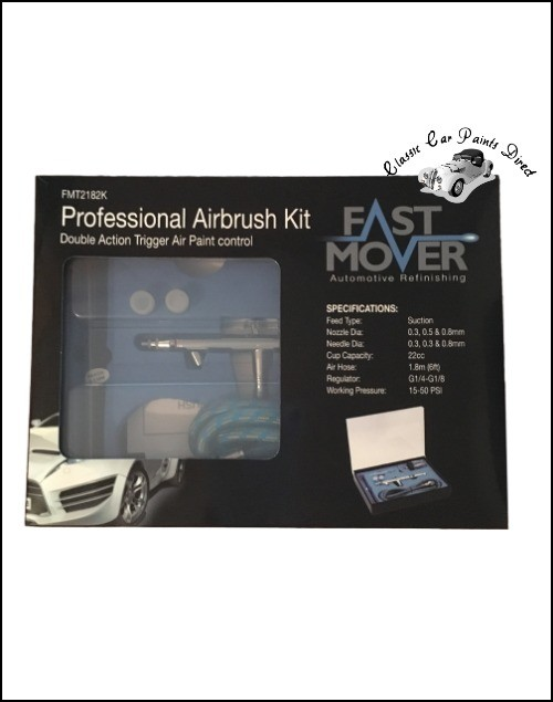 Fast Mover Airbrush Kit