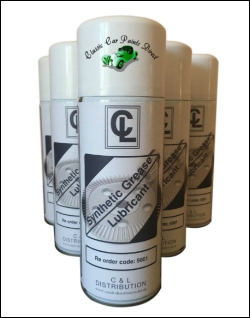 Synthetic Grease Lubricant