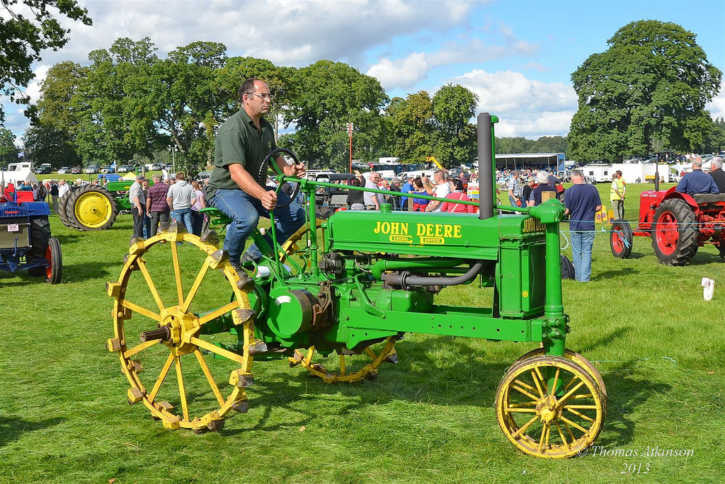 Vintage Tractor Rally