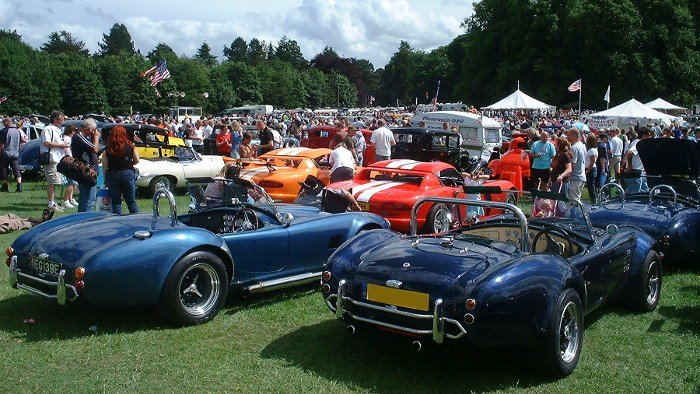 Passion For Power Tatton Park