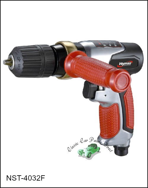 Hymair Keyless Reversibe Air Drill NST-4032F
