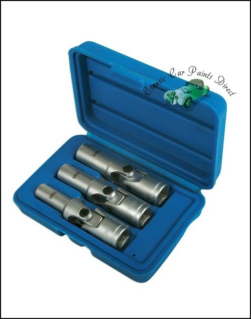 Laser Tools 4122 Glow Plug Socket Set