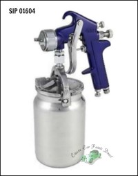 SIP 01604 Air High Pressure Spray Gun-ws